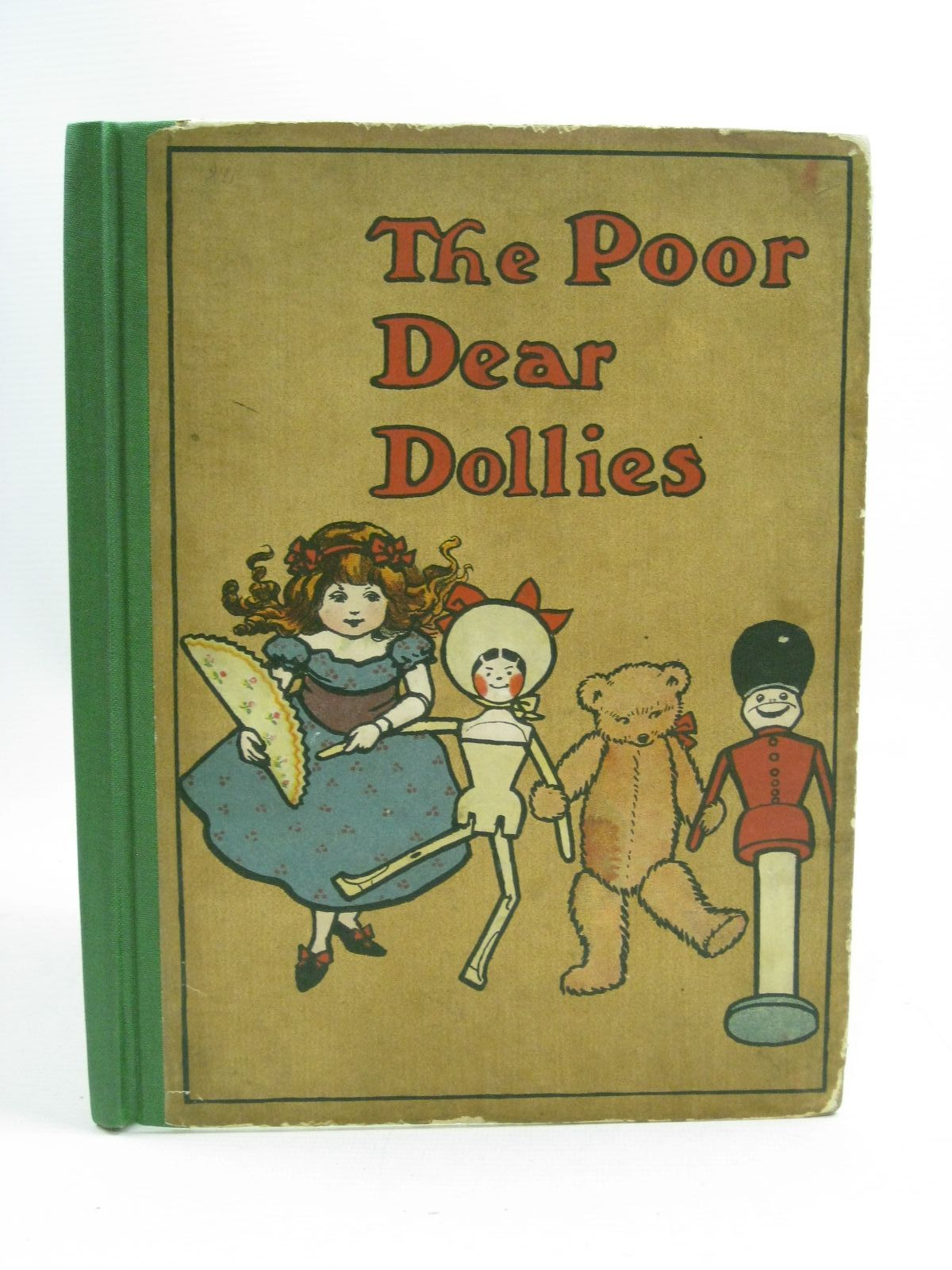 Photo of THE POOR DEAR DOLLIES written by Byron, May illustrated by Petherick, Rosa C. published by Henry Frowde, Hodder & Stoughton (STOCK CODE: 1404567)  for sale by Stella & Rose's Books