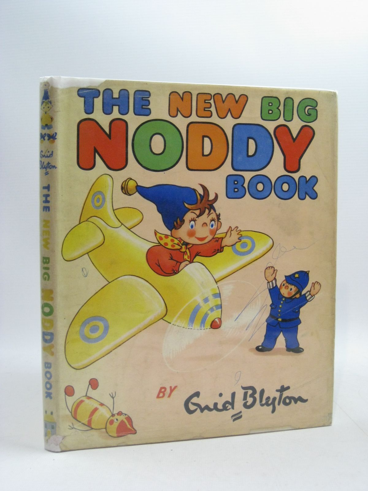 Photo of THE NEW BIG NODDY BOOK- Stock Number: 1404605