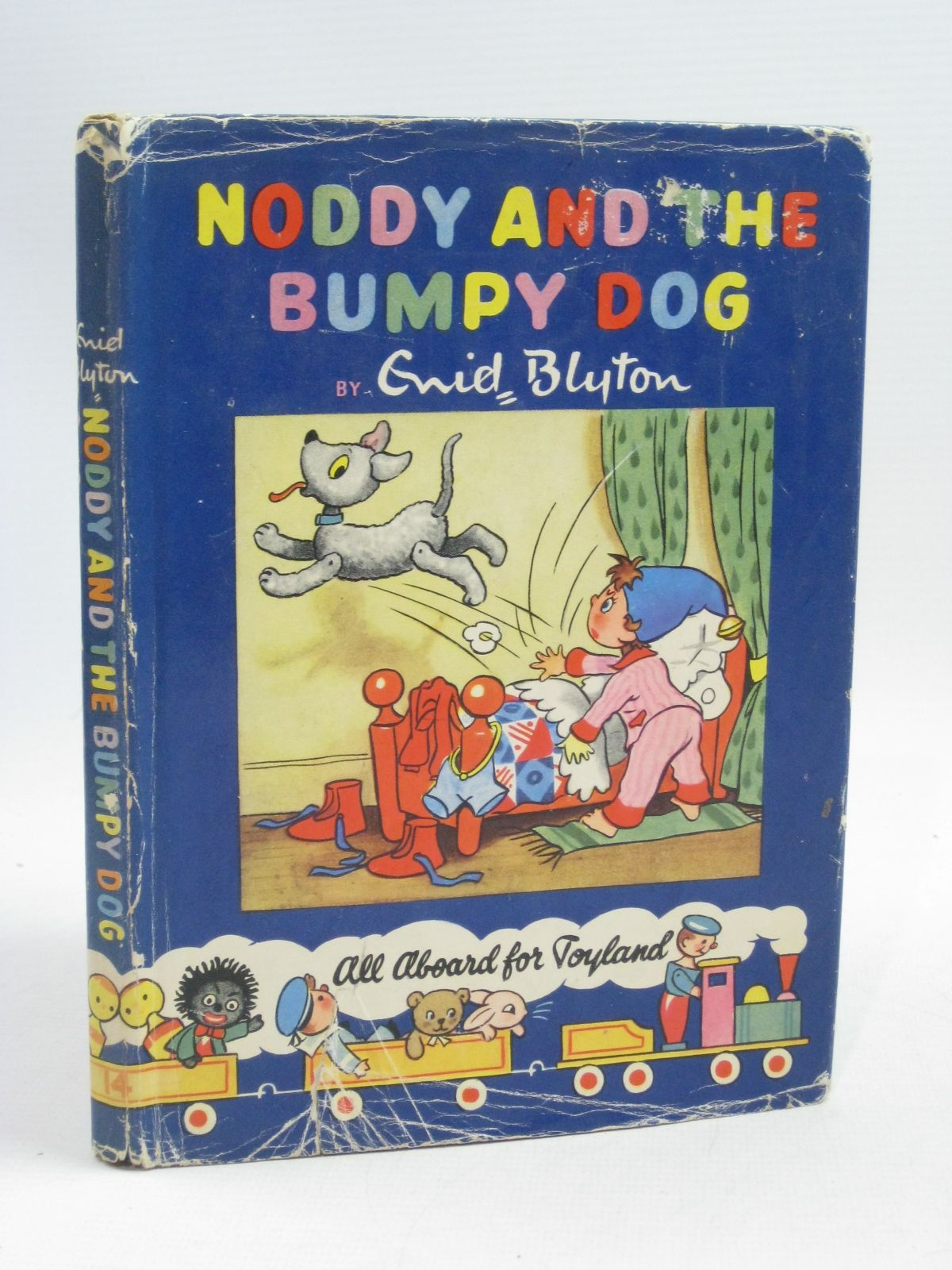 Photo of NODDY AND THE BUMPY DOG- Stock Number: 1404631