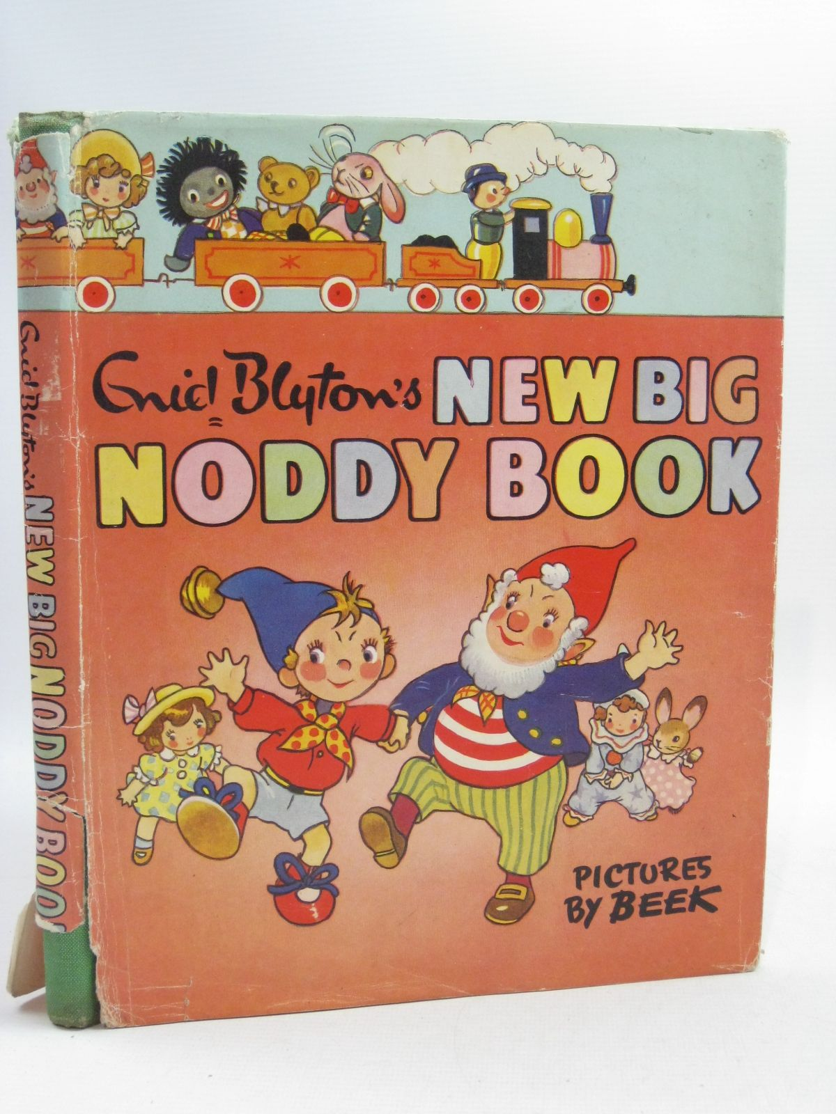 Photo of THE NEW BIG NODDY BOOK- Stock Number: 1404641