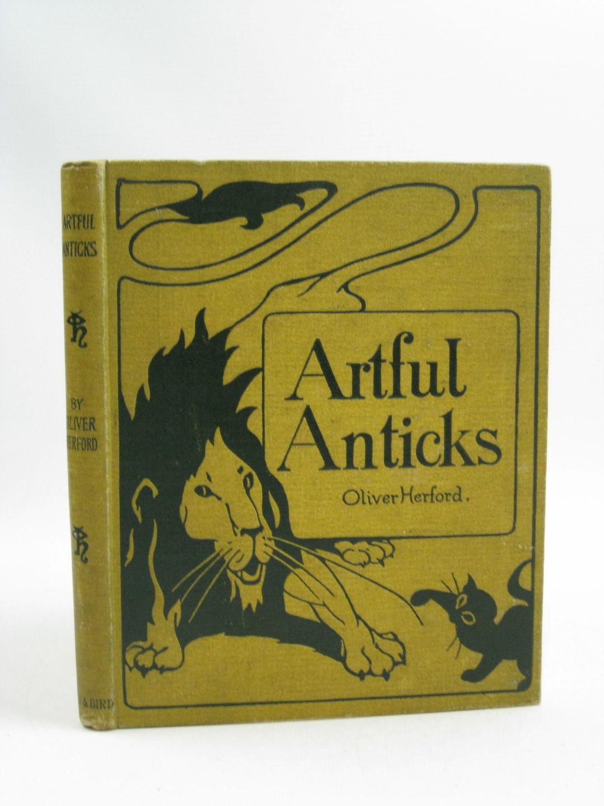 Photo of ARTFUL ANTICKS- Stock Number: 1404649
