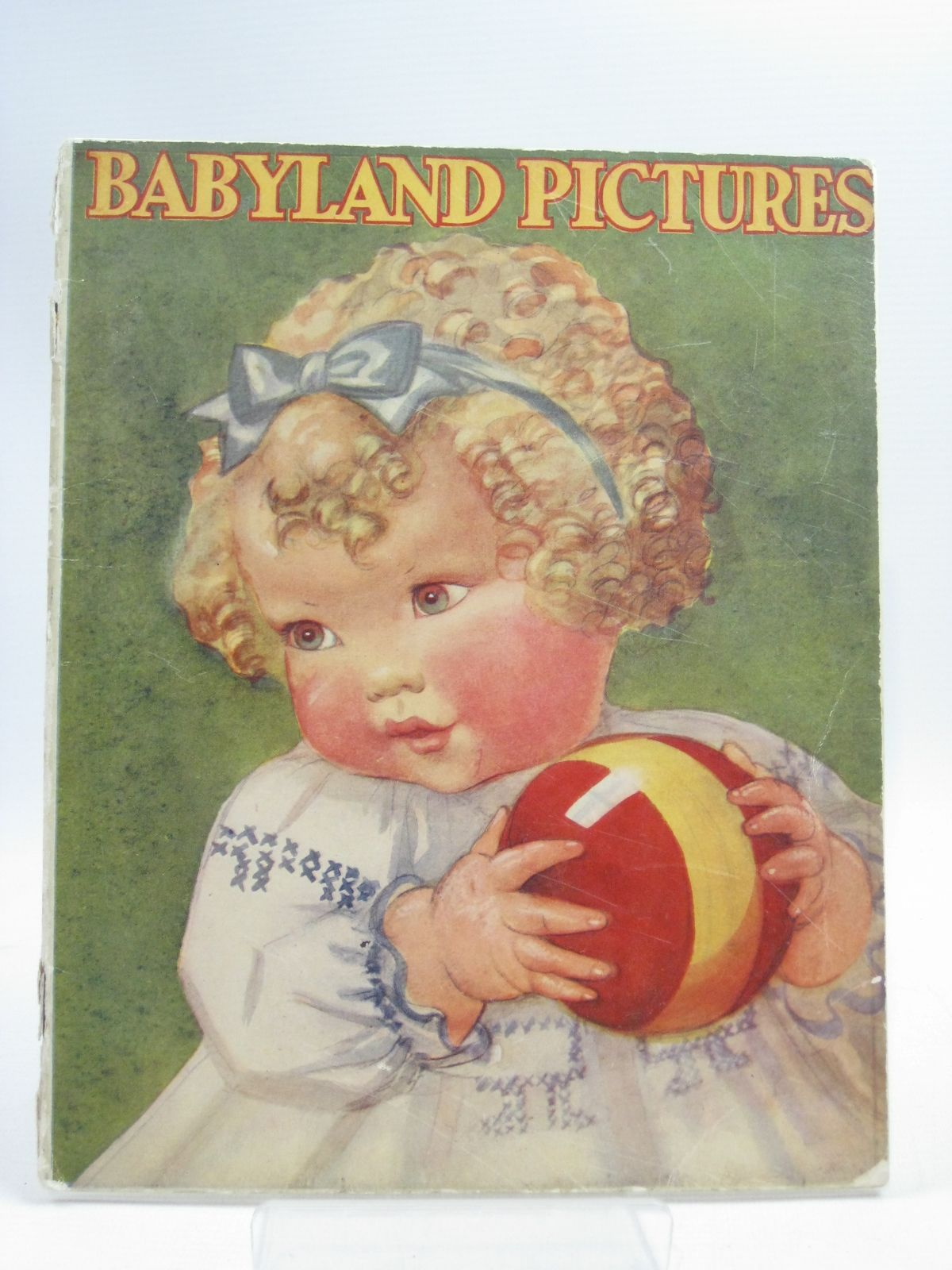 Photo of BABYLAND PICTURES written by Slade, illustrated by Slade, Marjorie<br />Webb, Phyllis E.<br />et al., published by Thomas Nelson and Sons Ltd. (STOCK CODE: 1404664)  for sale by Stella & Rose's Books