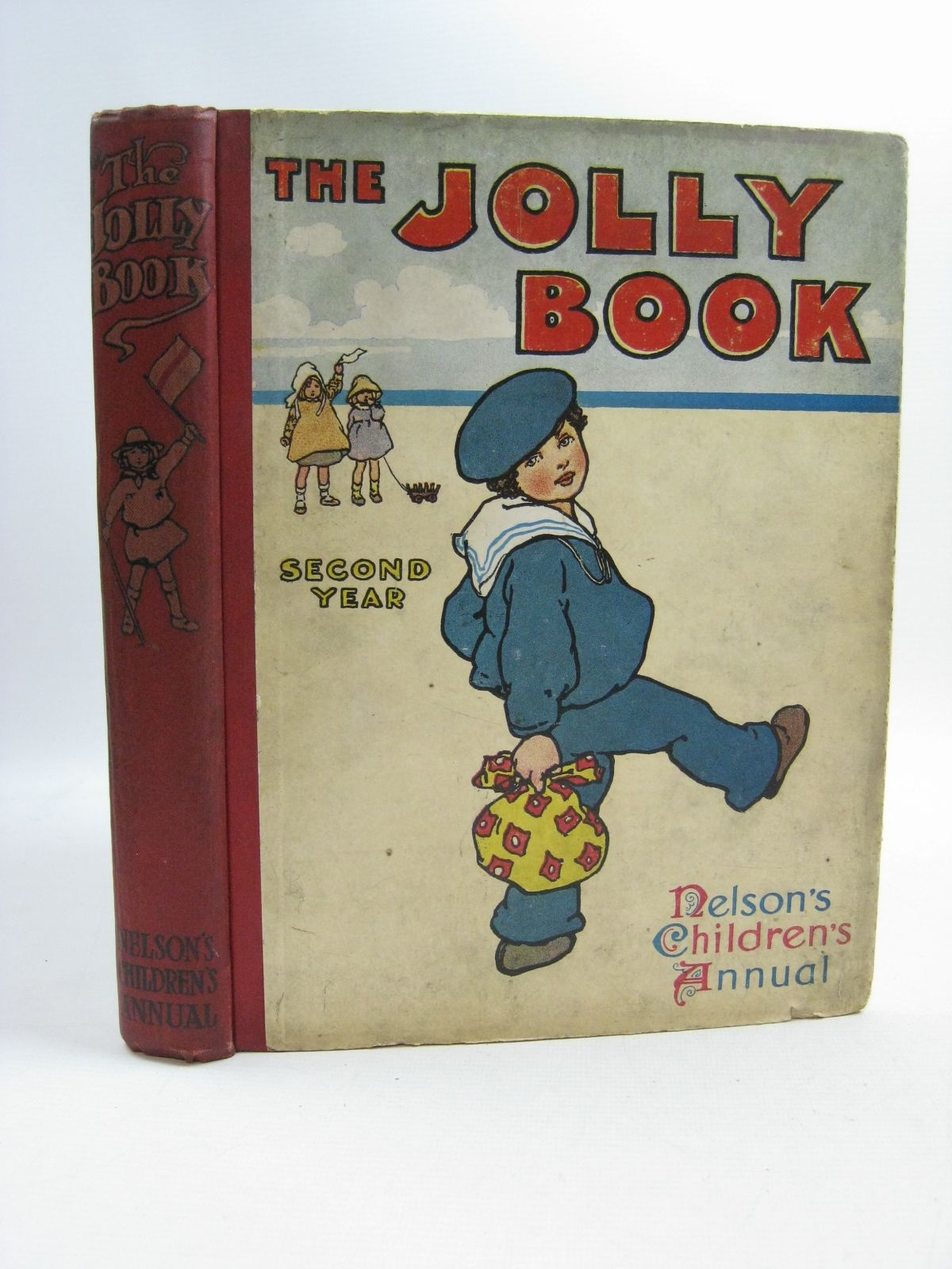 Photo of THE JOLLY BOOK - SECOND YEAR illustrated by Reid, Beryl Hassall, John et al., published by Thomas Nelson & Sons (STOCK CODE: 1404674)  for sale by Stella & Rose's Books