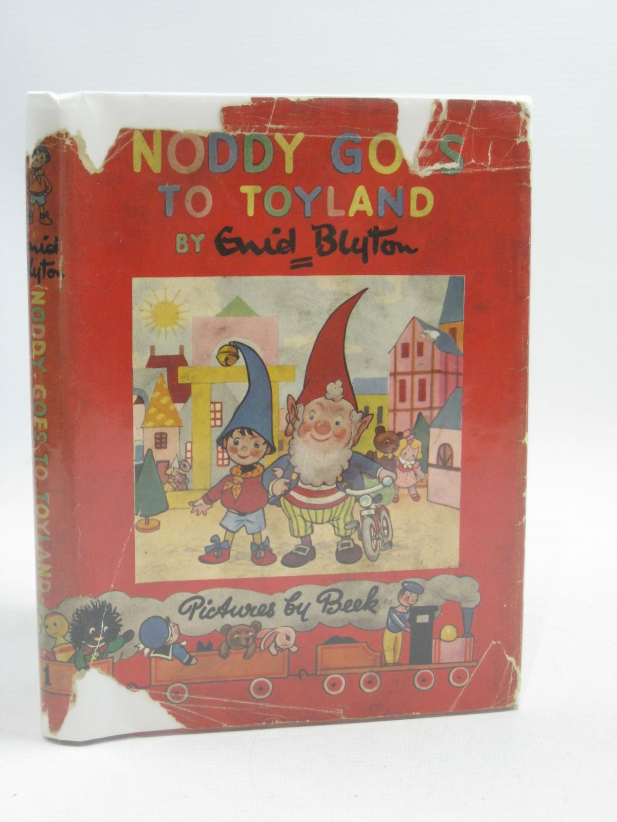 Photo of NODDY GOES TO TOYLAND- Stock Number: 1404689