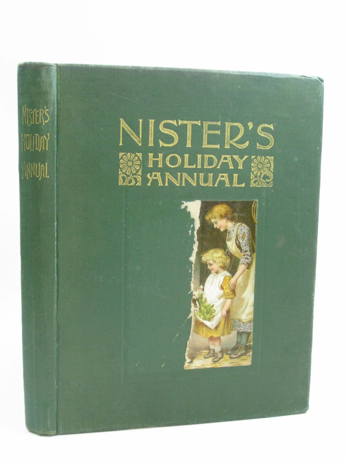 Photo of NISTER'S HOLIDAY ANNUAL - 26TH YEAR- Stock Number: 1404699