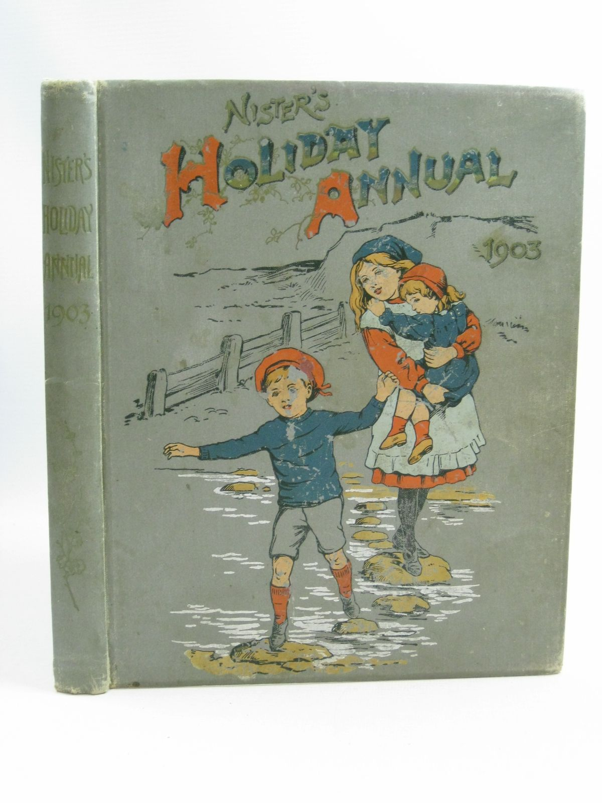 Photo of NISTER'S HOLIDAY ANNUAL 1903- Stock Number: 1404714