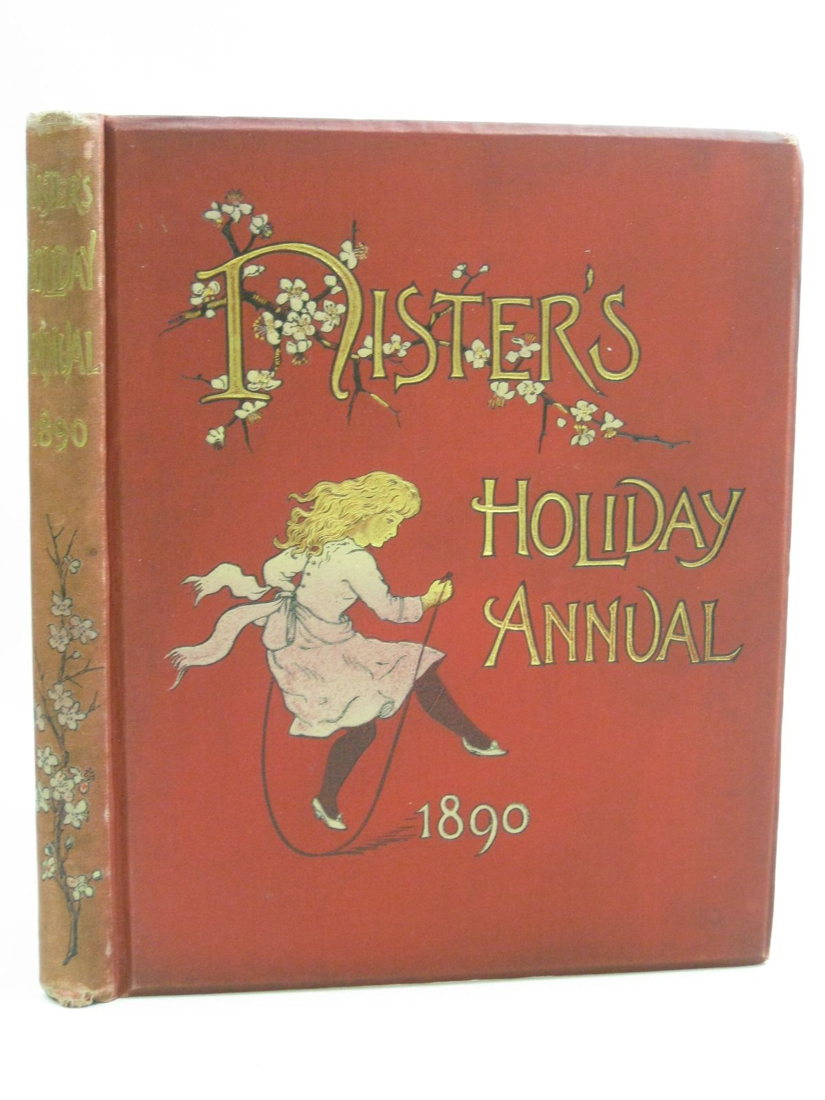 Photo of NISTER'S HOLIDAY ANNUAL 1890- Stock Number: 1404721