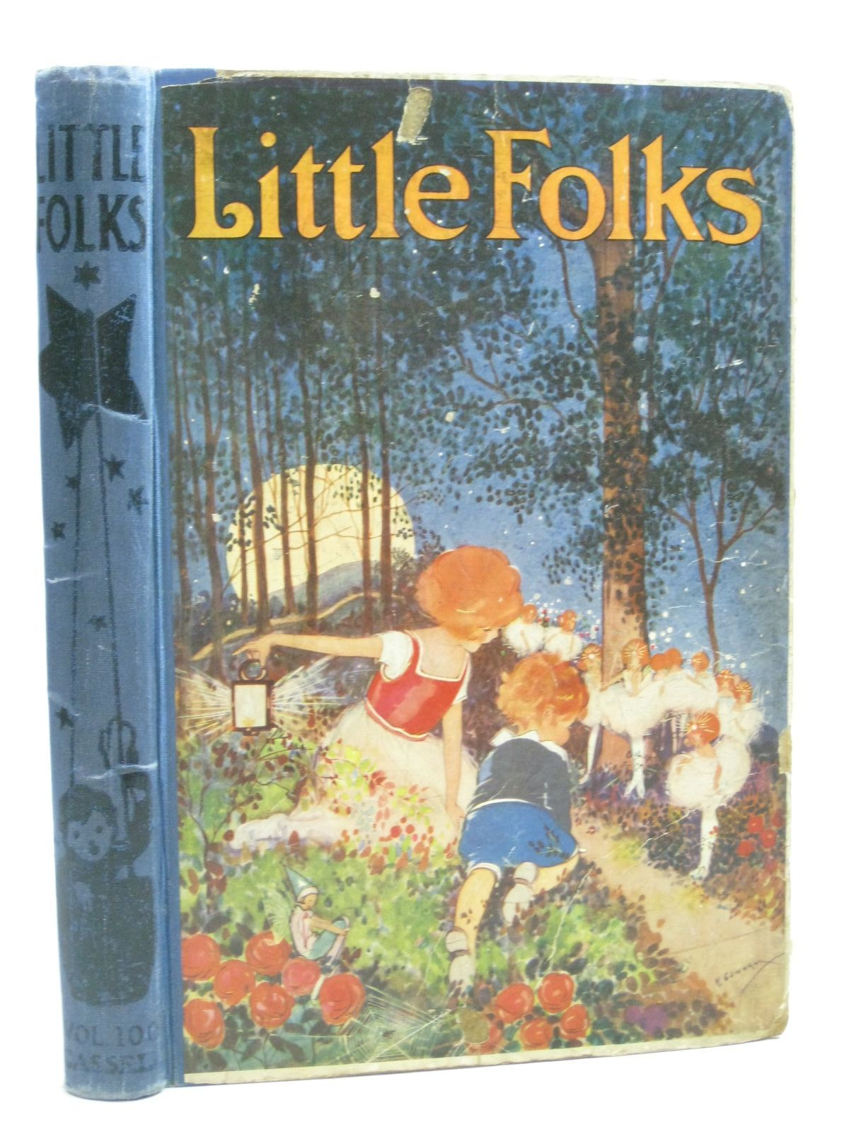 Photo of LITTLE FOLKS VOL 100 written by Williams, Herbert Talbot, Ethel Dumas, Alexandre et al, illustrated by Attwell, Mabel Lucie Rountree, Harry et al.,  published by Cassell & Company Limited (STOCK CODE: 1404749)  for sale by Stella & Rose's Books