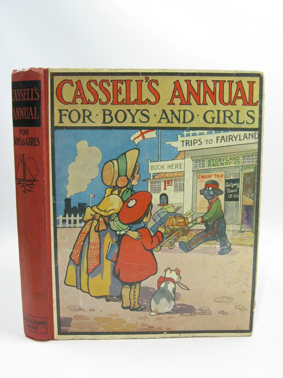 Photo of CASSELL'S ANNUAL FOR BOYS AND GIRLS- Stock Number: 1404838