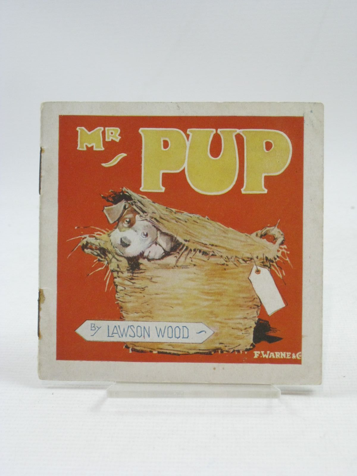 Photo of MR PUP AND HIS ESCAPADE- Stock Number: 1404886