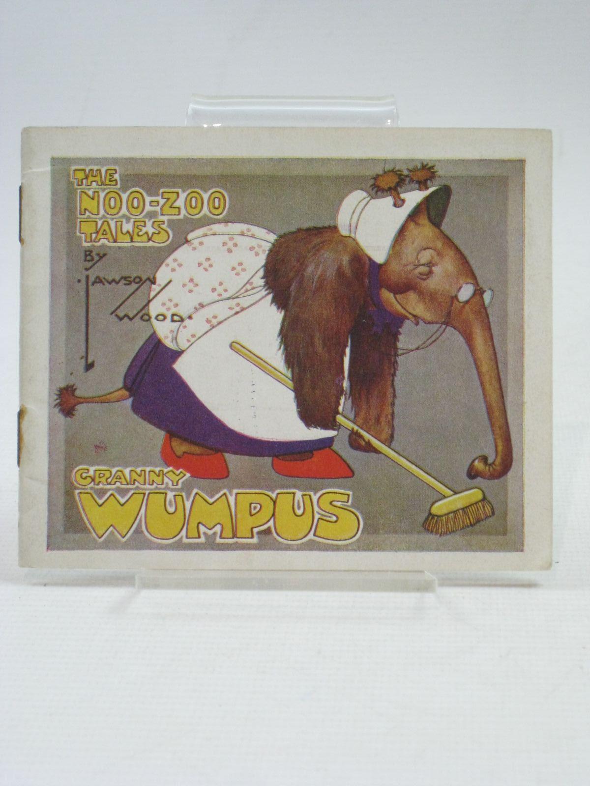 Photo of GRANNY WUMPUS- Stock Number: 1404888
