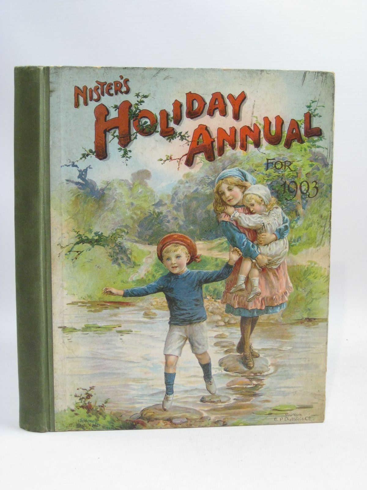 Photo of NISTER'S HOLIDAY ANNUAL FOR 1903- Stock Number: 1404912