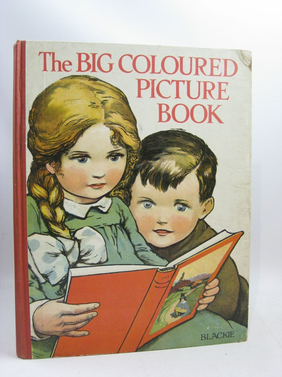 Photo of THE BIG COLOURED PICTURE BOOK illustrated by Millar, H.R.<br />Mason, Frank H.<br />Kennedy, A.E.<br />et al., published by Blackie And Son Limited (STOCK CODE: 1404918)  for sale by Stella & Rose's Books