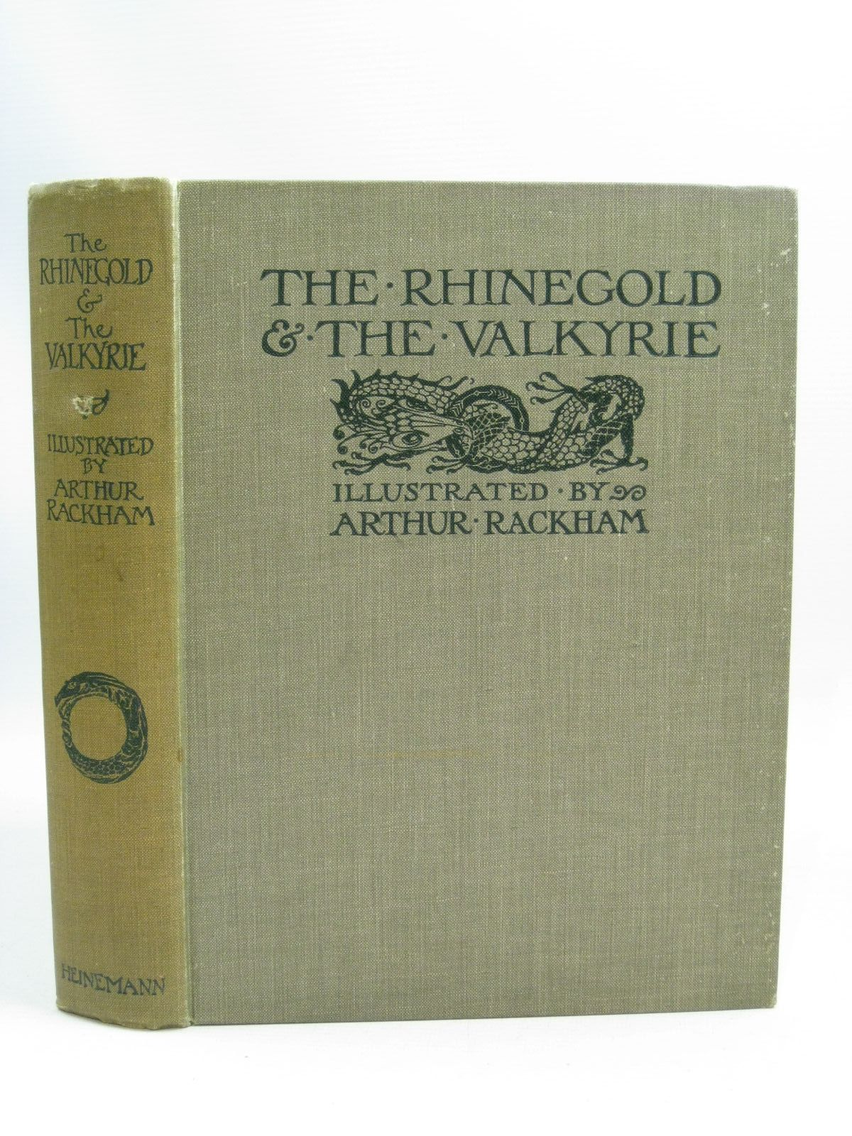 Photo of THE RHINEGOLD & THE VALKYRIE- Stock Number: 1404948