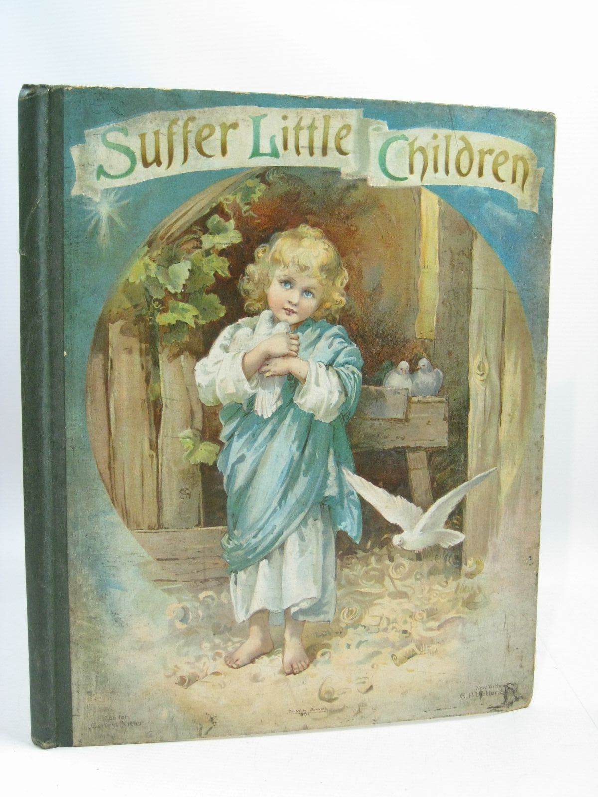 Photo of SUFFER LITTLE CHILDREN- Stock Number: 1405038