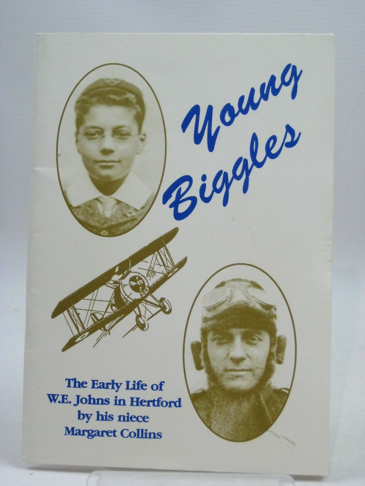 Photo of YOUNG BIGGLES written by Collins, Margaret (STOCK CODE: 1405060)  for sale by Stella & Rose's Books