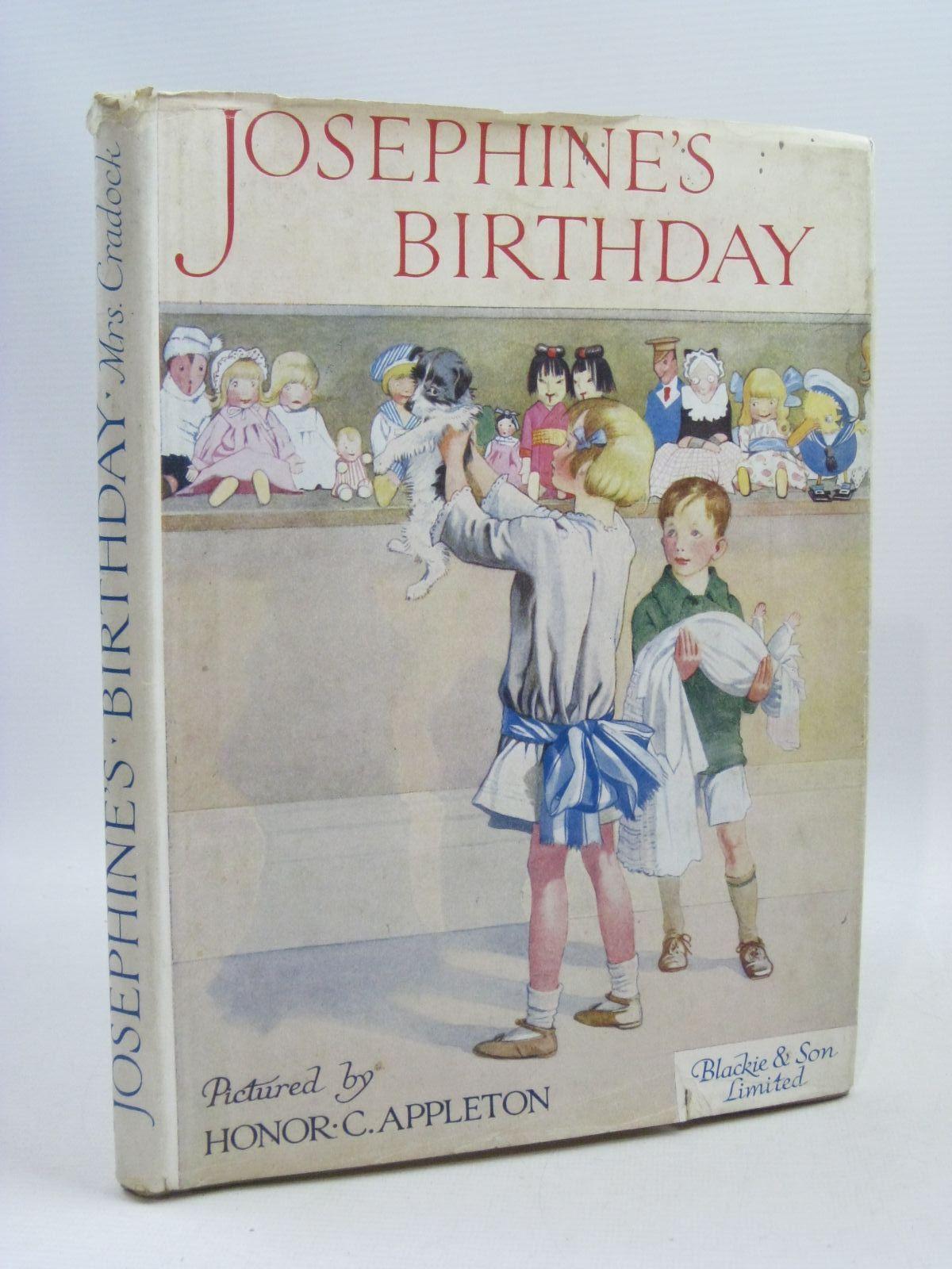 Photo of JOSEPHINE'S BIRTHDAY- Stock Number: 1405190