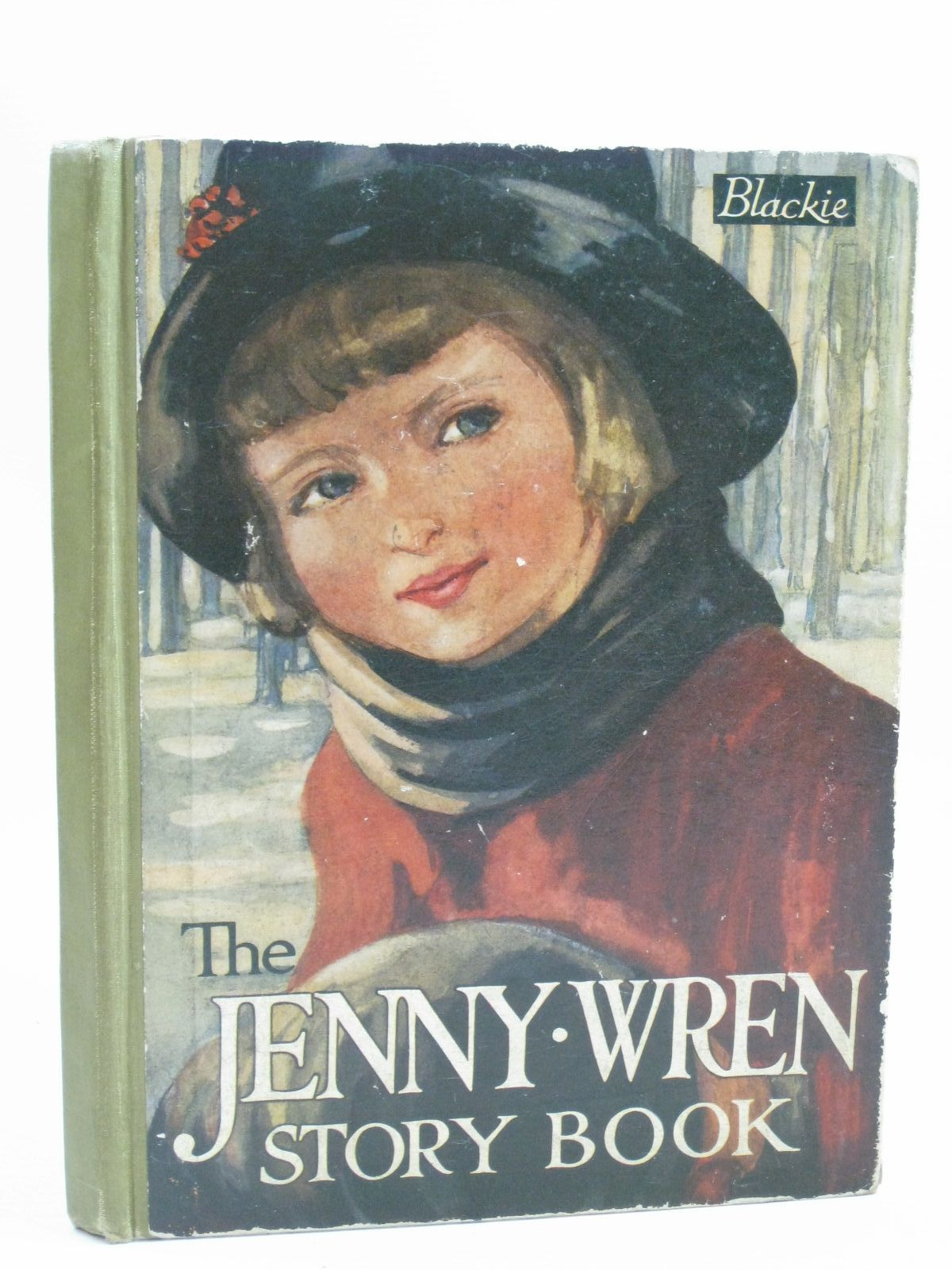 Photo of THE JENNY WREN STORY BOOK illustrated by Attwell, Mabel Lucie<br />Brock, H.M.<br />et al.,  published by Blackie &amp; Son Ltd. (STOCK CODE: 1405196)  for sale by Stella & Rose's Books