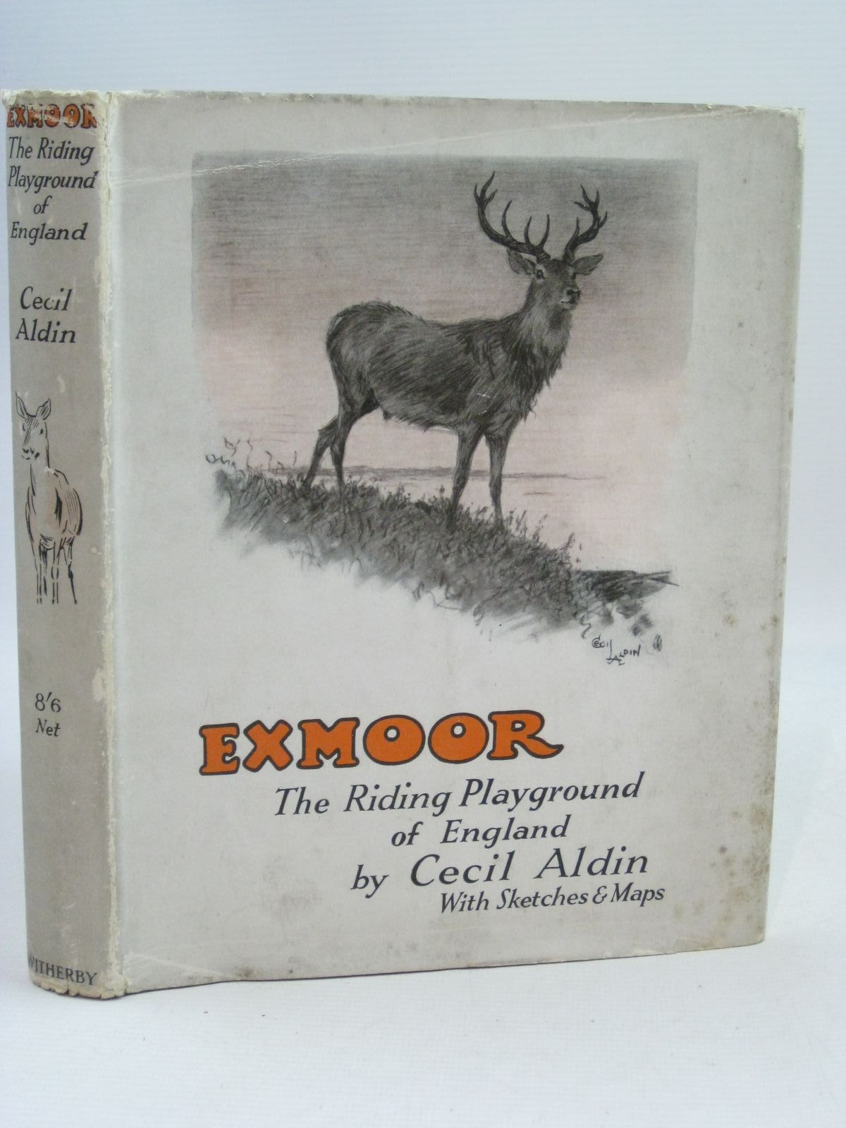 Photo of EXMOOR - THE RIDING PLAYGROUND OF ENGLAND- Stock Number: 1405205