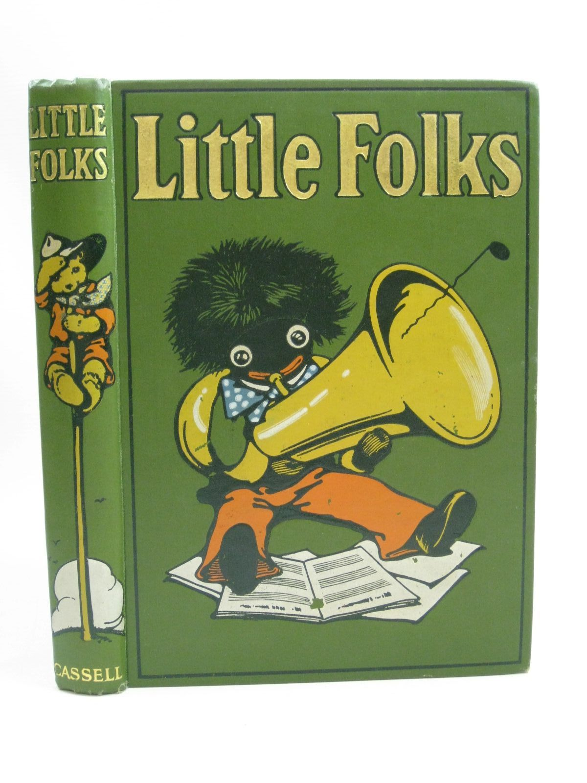 Photo of LITTLE FOLKS 1912 written by Moore, Dorothea