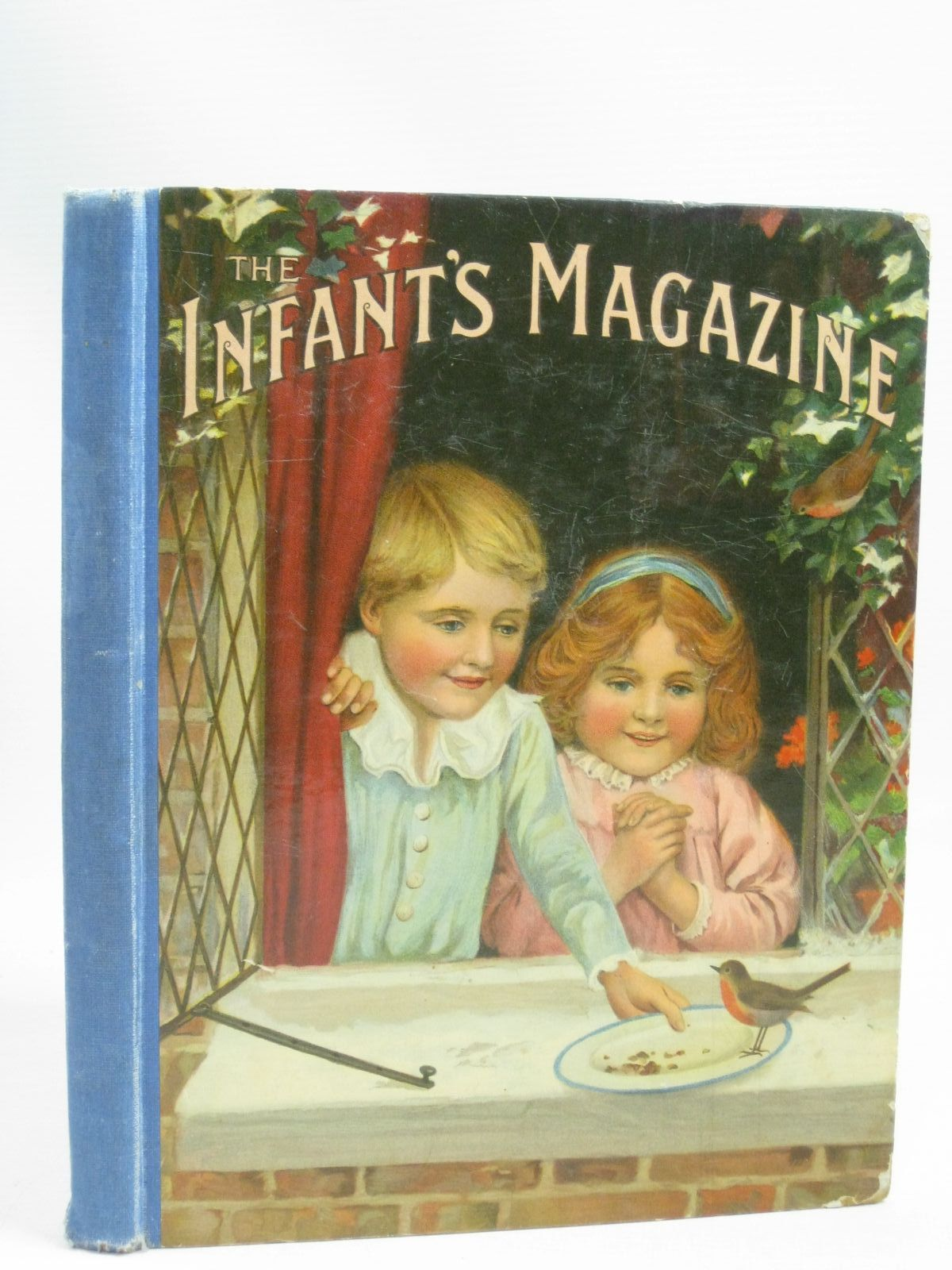 Photo of THE INFANTS' MAGAZINE FOR 1915 written by Lea, John et al, illustrated by Bowley, A.L. Wain, Louis Lambert, H.G.C. Marsh et al., published by S.W. Partridge & Co. Ltd. (STOCK CODE: 1405281)  for sale by Stella & Rose's Books