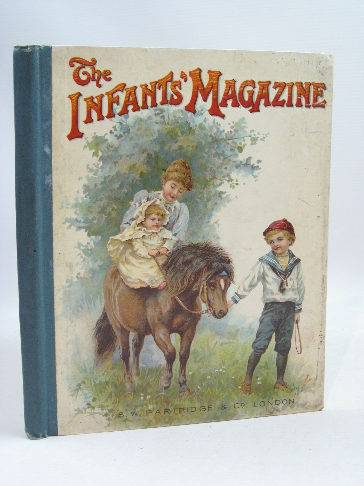 Photo of THE INFANTS' MAGAZINE 1901- Stock Number: 1405283