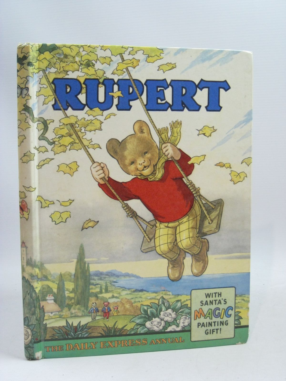 Photo of RUPERT ANNUAL 1961 written by Bestall, Alfred illustrated by Bestall, Alfred published by Daily Express (STOCK CODE: 1405291)  for sale by Stella & Rose's Books
