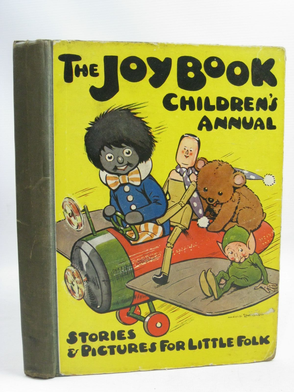 Photo of THE JOYBOOK CHILDREN'S ANNUAL 1924 written by Cowham, Hilda<br />Wynne, May<br />Chaundler, Christine<br />et al, illustrated by Cowham, Hilda<br />Earnshaw, Harold<br />Newnham,<br />et al., published by E. Hulton &amp; Co. Ltd. (STOCK CODE: 1405333)  for sale by Stella & Rose's Books