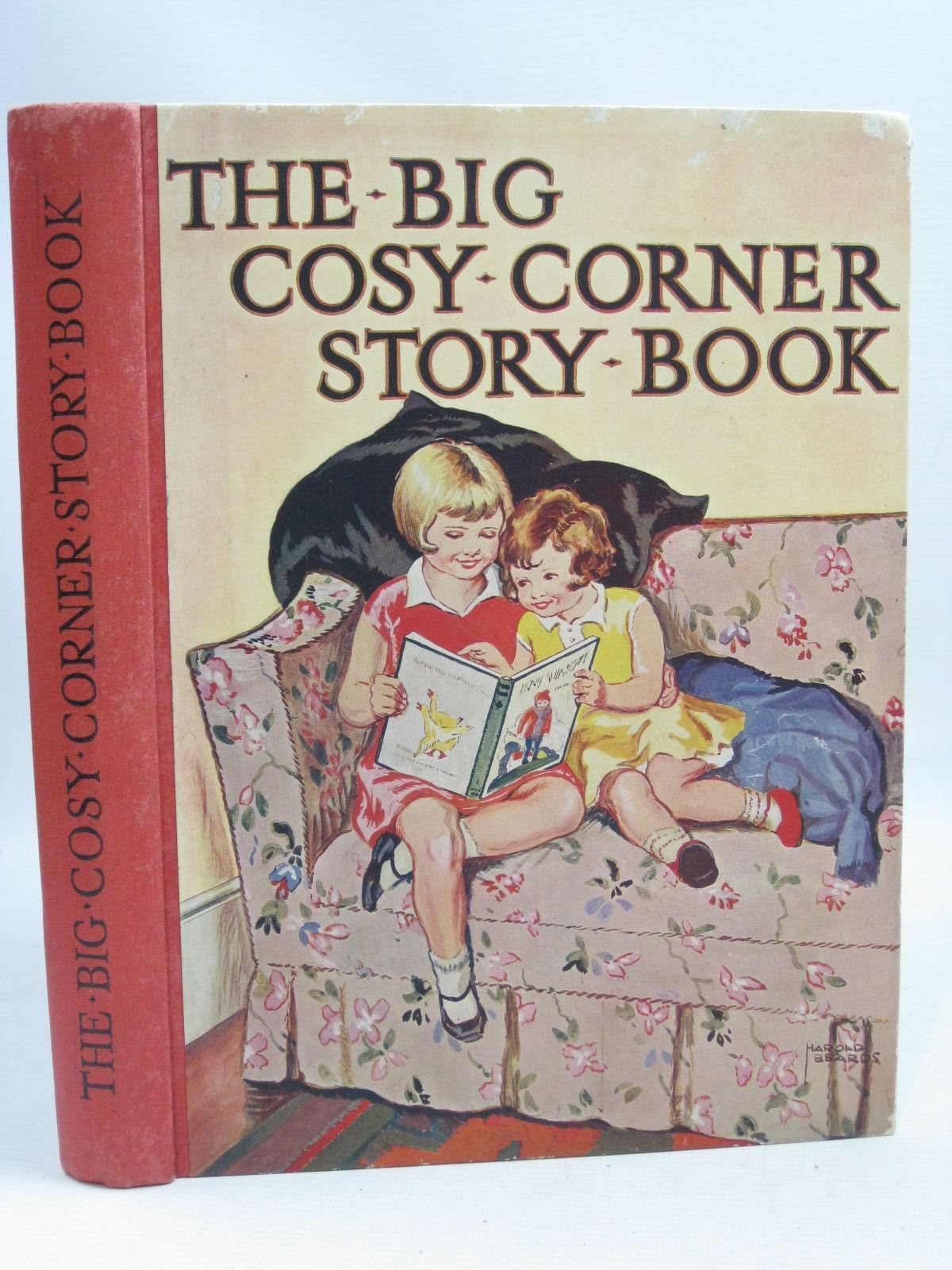 Photo of THE BIG COSY CORNER STORY BOOK written by Lambert, H.G.C. Marsh et al, illustrated by Lambert, H.G.C. Marsh Appleton, Honor C. Topham, Inez et al., published by Ward, Lock & Co. Ltd. (STOCK CODE: 1405365)  for sale by Stella & Rose's Books