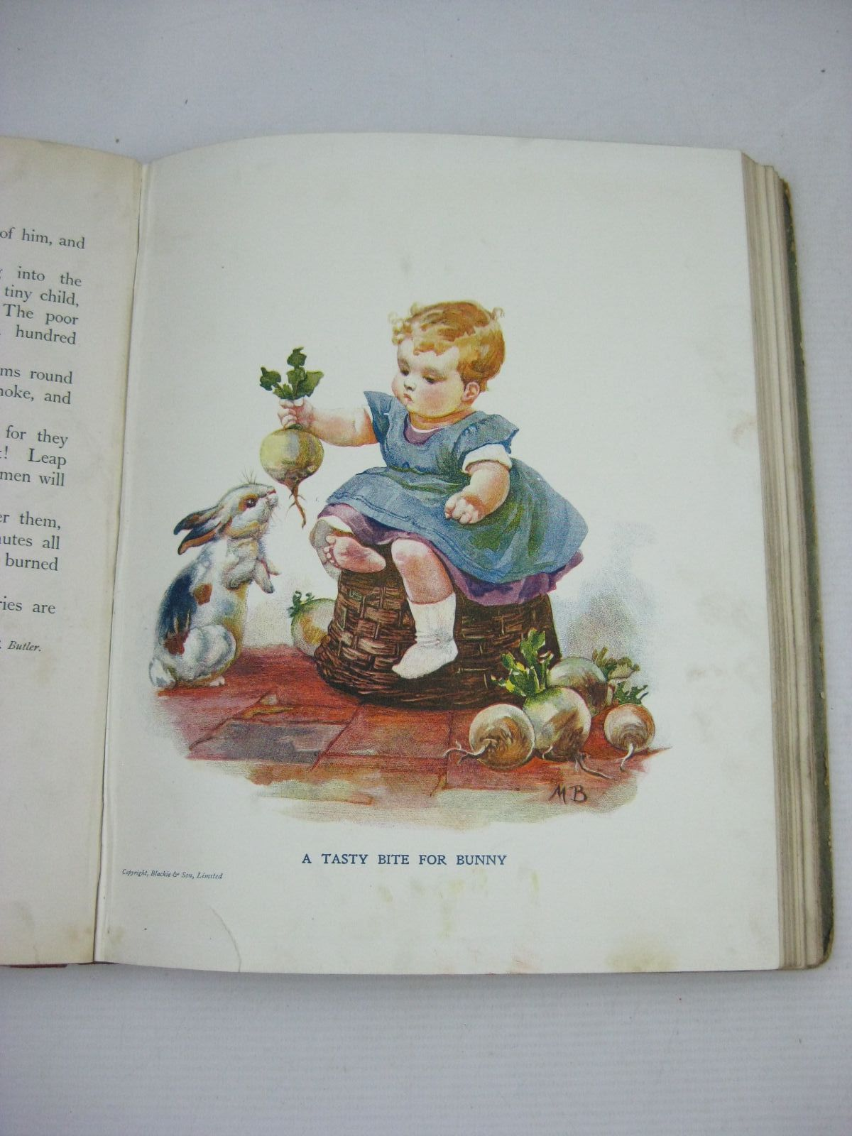 Photo of BLACKIE'S CHILDREN'S ANNUAL 3RD YEAR written by Strang, Herbert