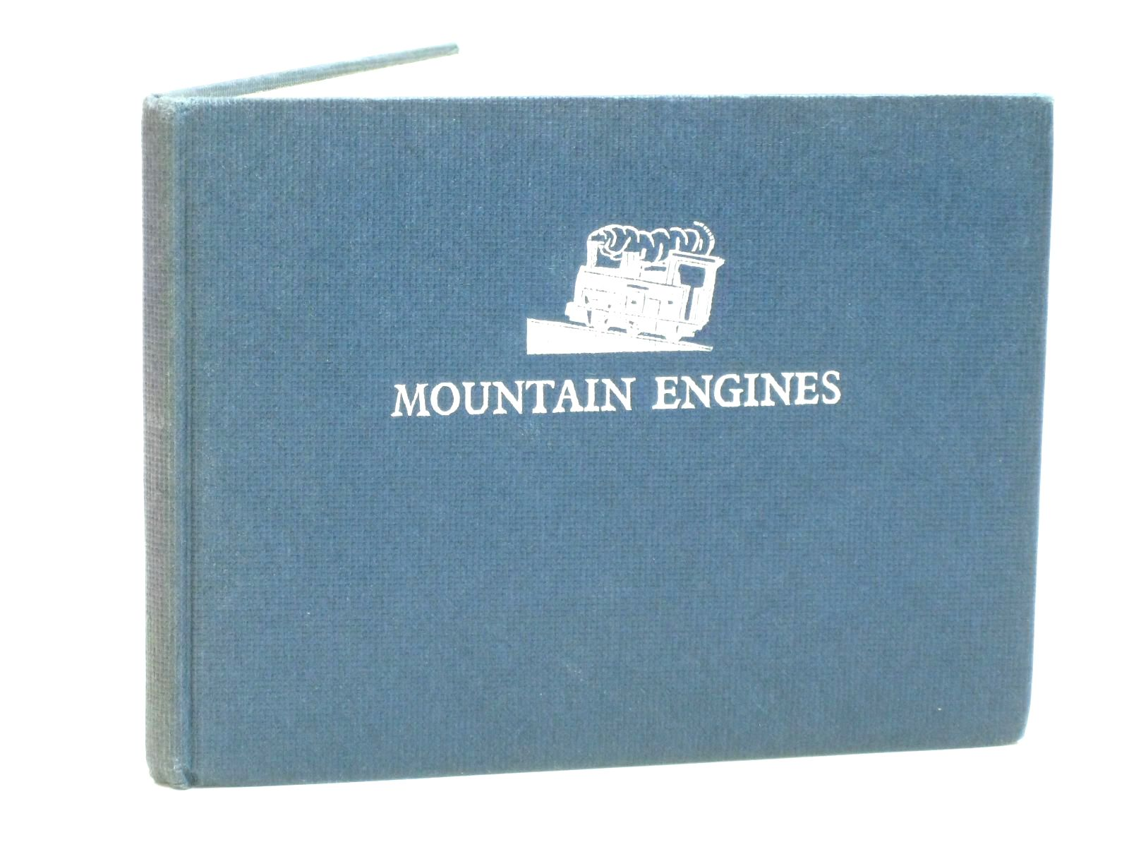 Photo of MOUNTAIN ENGINES written by Awdry, Rev. W. illustrated by Edwards, Gunvor Edwards, Peter published by Edmund Ward (STOCK CODE: 1405497)  for sale by Stella & Rose's Books