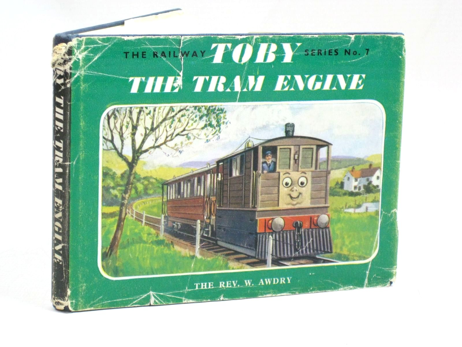 Photo of TOBY THE TRAM ENGINE written by Awdry, Rev. W. illustrated by Dalby, C. Reginald published by Edmund Ward Ltd. (STOCK CODE: 1405499)  for sale by Stella & Rose's Books