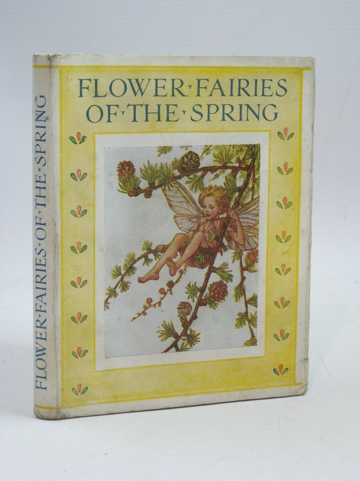 Photo of FLOWER FAIRIES OF THE SPRING written by Barker, Cicely Mary illustrated by Barker, Cicely Mary published by Blackie & Son Ltd. (STOCK CODE: 1405582)  for sale by Stella & Rose's Books