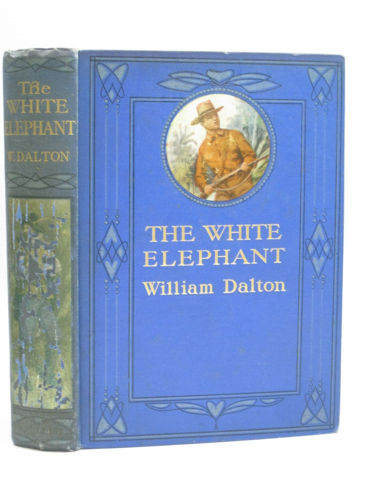 Photo of THE WHITE ELEPHANT written by Dalton, William illustrated by Piffard, Harold published by Collins Clear-Type Press (STOCK CODE: 1405597)  for sale by Stella & Rose's Books