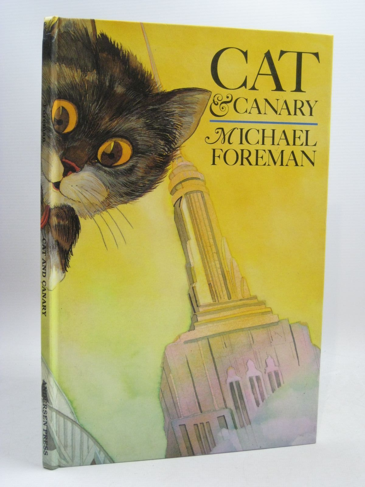 Photo of CAT & CANARY- Stock Number: 1405642