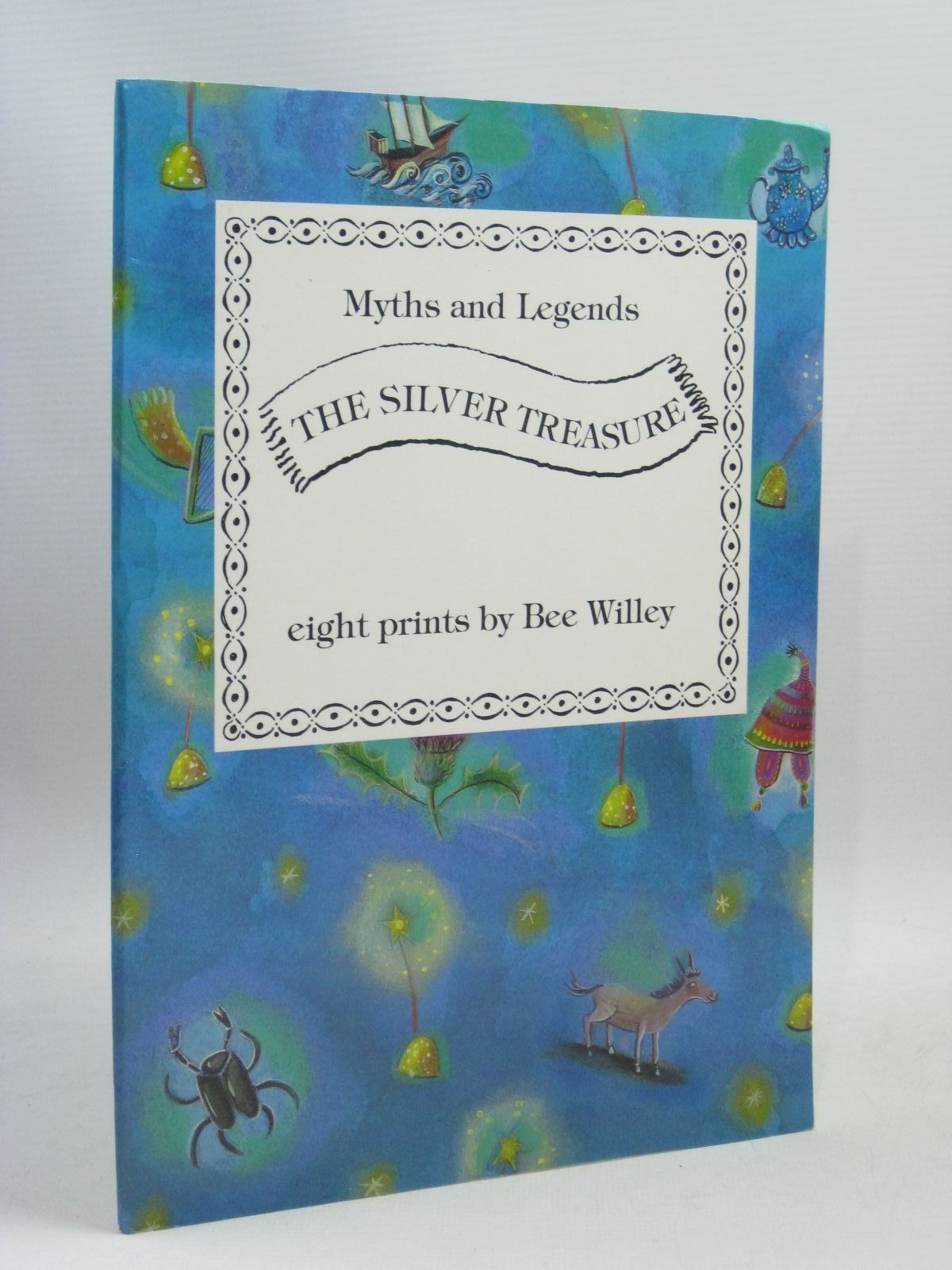 Photo of THE SILVER TREASURE illustrated by Willey, Bee published by Orion Children's Books (STOCK CODE: 1405691)  for sale by Stella & Rose's Books