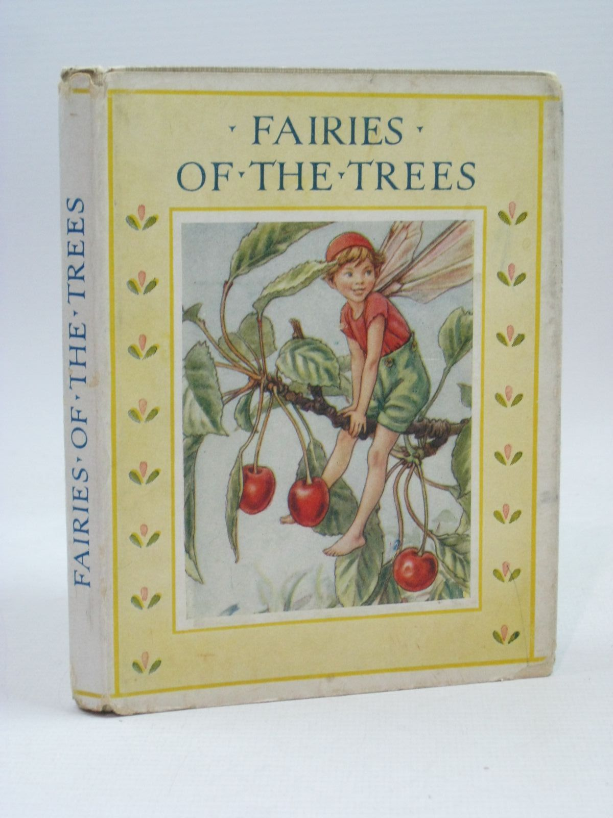 Photo of FAIRIES OF THE TREES written by Barker, Cicely Mary illustrated by Barker, Cicely Mary published by Blackie & Son Ltd. (STOCK CODE: 1405768)  for sale by Stella & Rose's Books