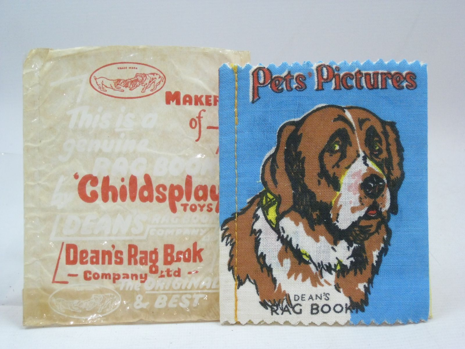 Photo of PETS' PICTURES published by Dean's Rag Book Co. Ltd. (STOCK CODE: 1405806)  for sale by Stella & Rose's Books