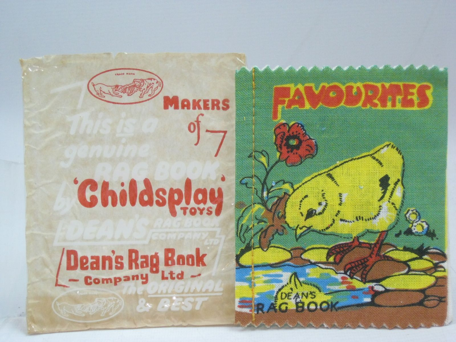 Photo of FAVOURITES published by Dean's Rag Book Co. Ltd. (STOCK CODE: 1405809)  for sale by Stella & Rose's Books