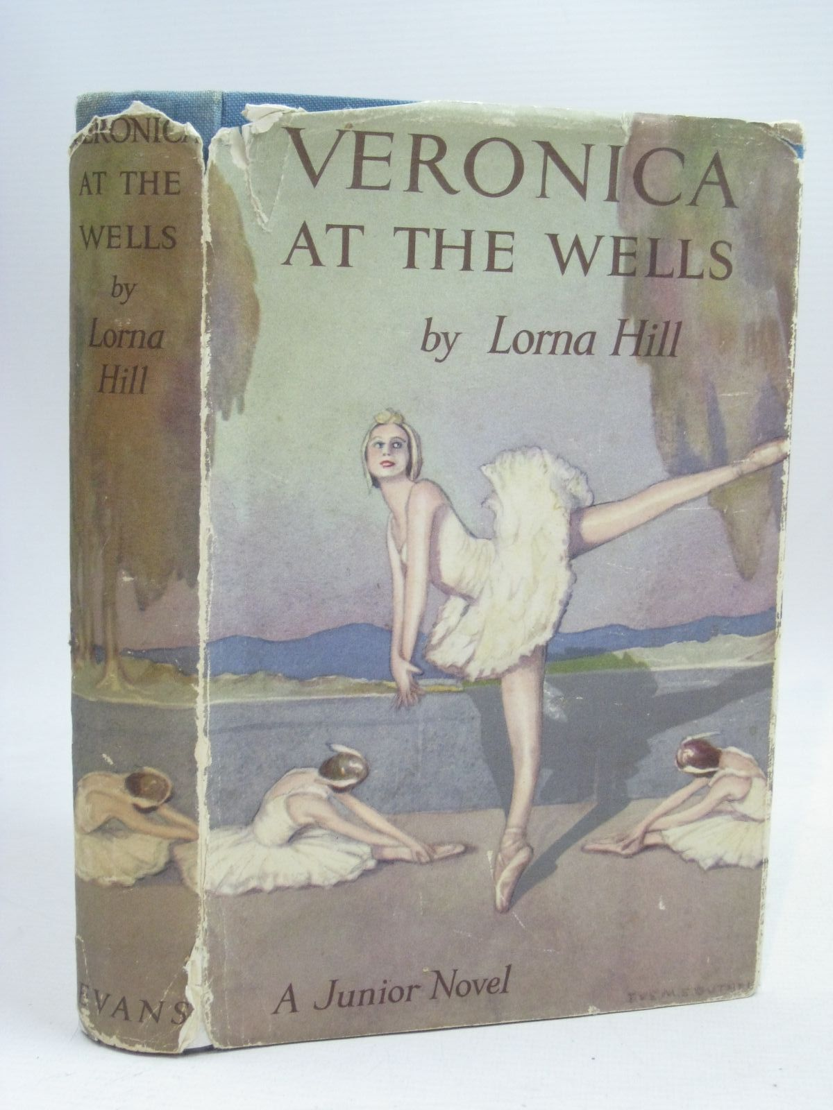 Photo of VERONICA AT THE WELLS written by Hill, Lorna illustrated by Guthrie, Eve published by Evans Brothers Limited (STOCK CODE: 1405832)  for sale by Stella & Rose's Books