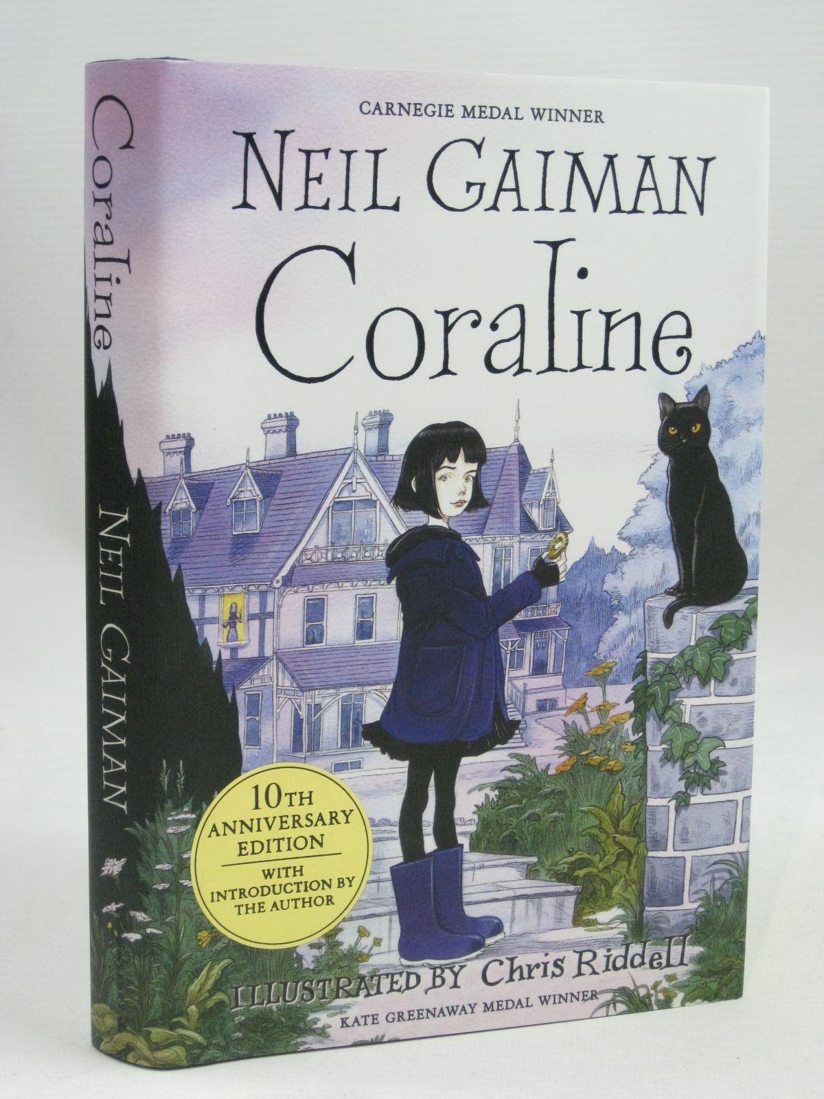 Stella Rose S Books Coraline Written By Gaiman Neil Stock Code 1405843