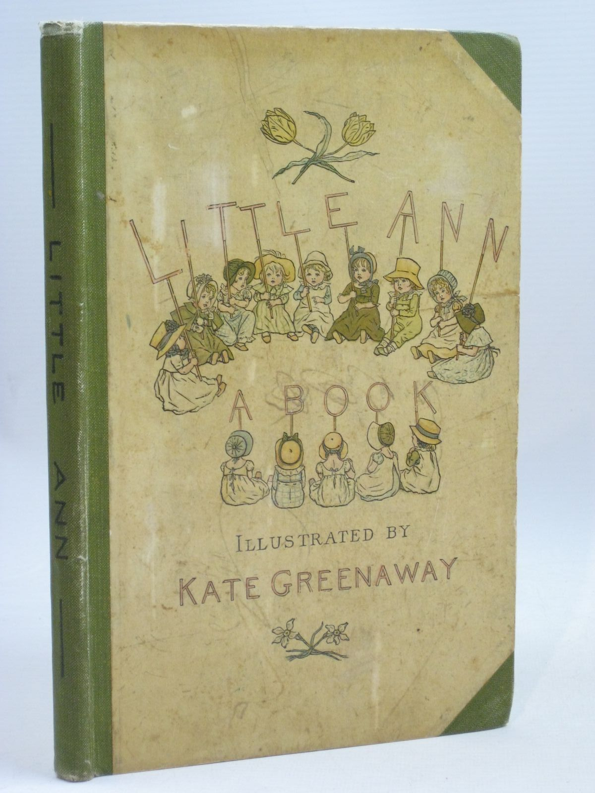 Photo of LITTLE ANN AND OTHER POEMS written by Taylor, Jane Taylor, Ann illustrated by Greenaway, Kate published by Frederick Warne & Co. (STOCK CODE: 1405847)  for sale by Stella & Rose's Books