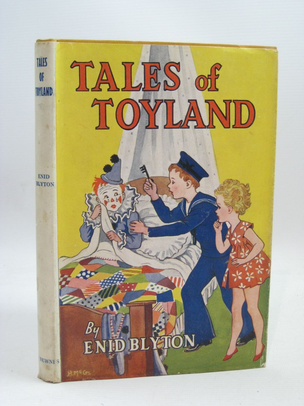 Photo of TALES OF TOYLAND- Stock Number: 1405862