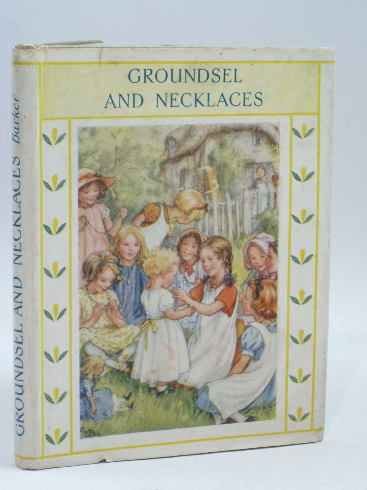 Photo of GROUNDSEL AND NECKLACES- Stock Number: 1405867