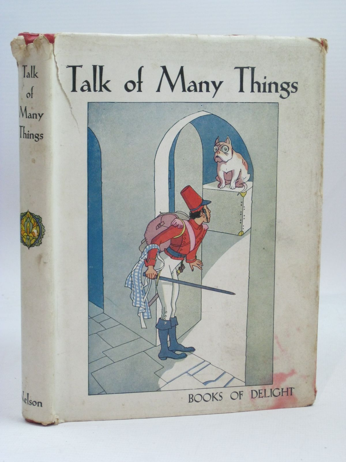 Photo of TALK OF MANY THINGS- Stock Number: 1405887