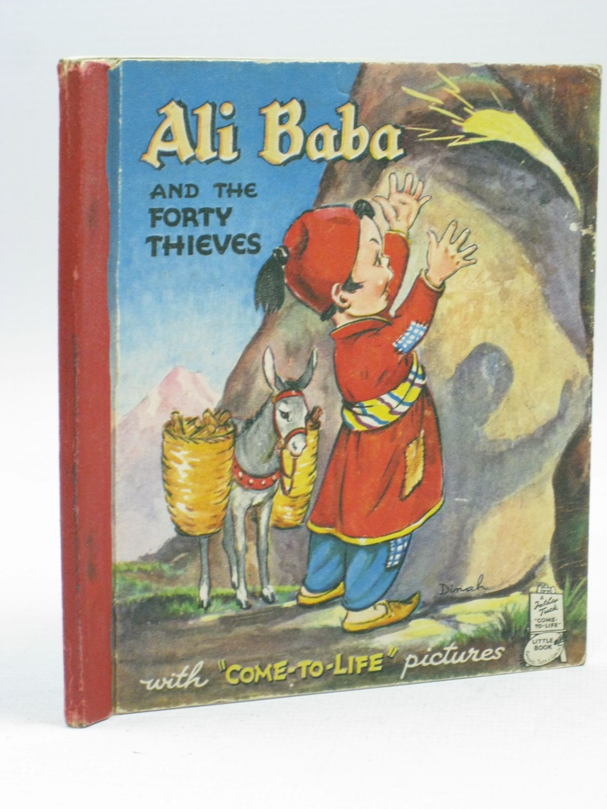 Photo of ALI BABA AND THE FORTY THIEVES- Stock Number: 1405922