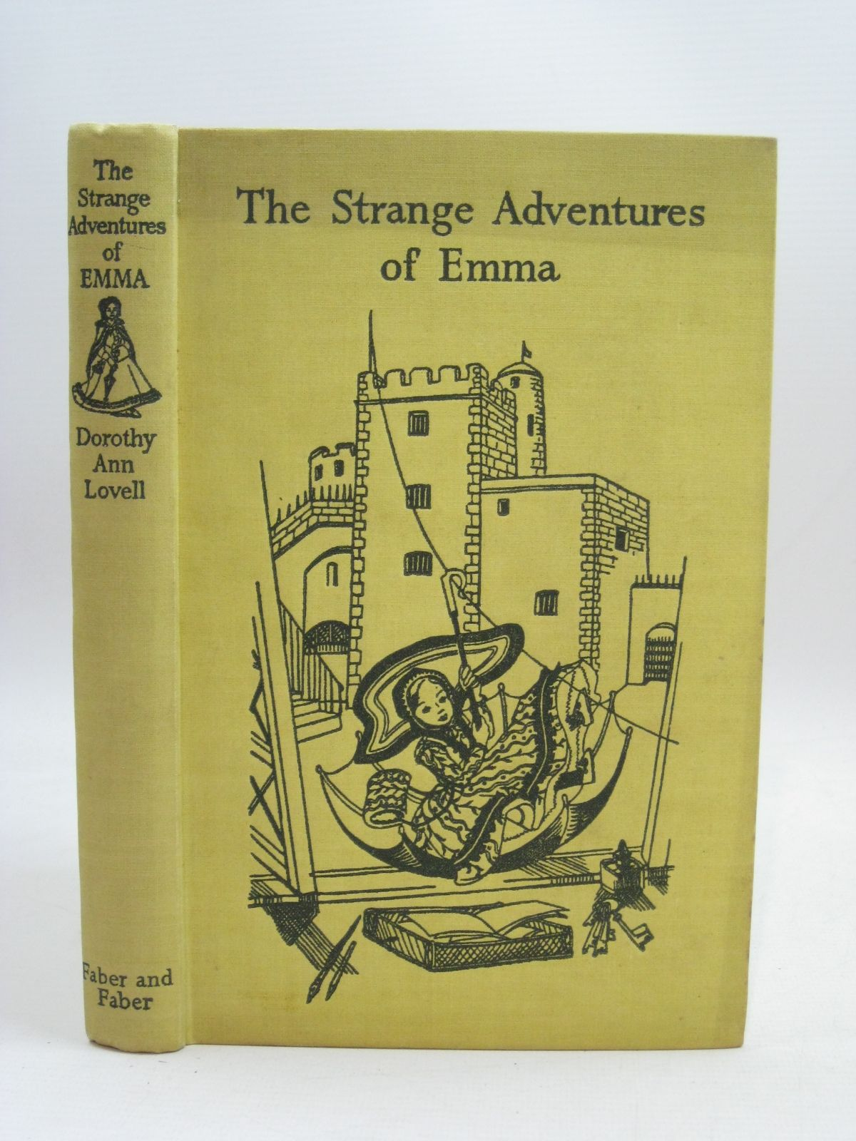 Photo of THE STRANGE ADVENTURES OF EMMA- Stock Number: 1405951