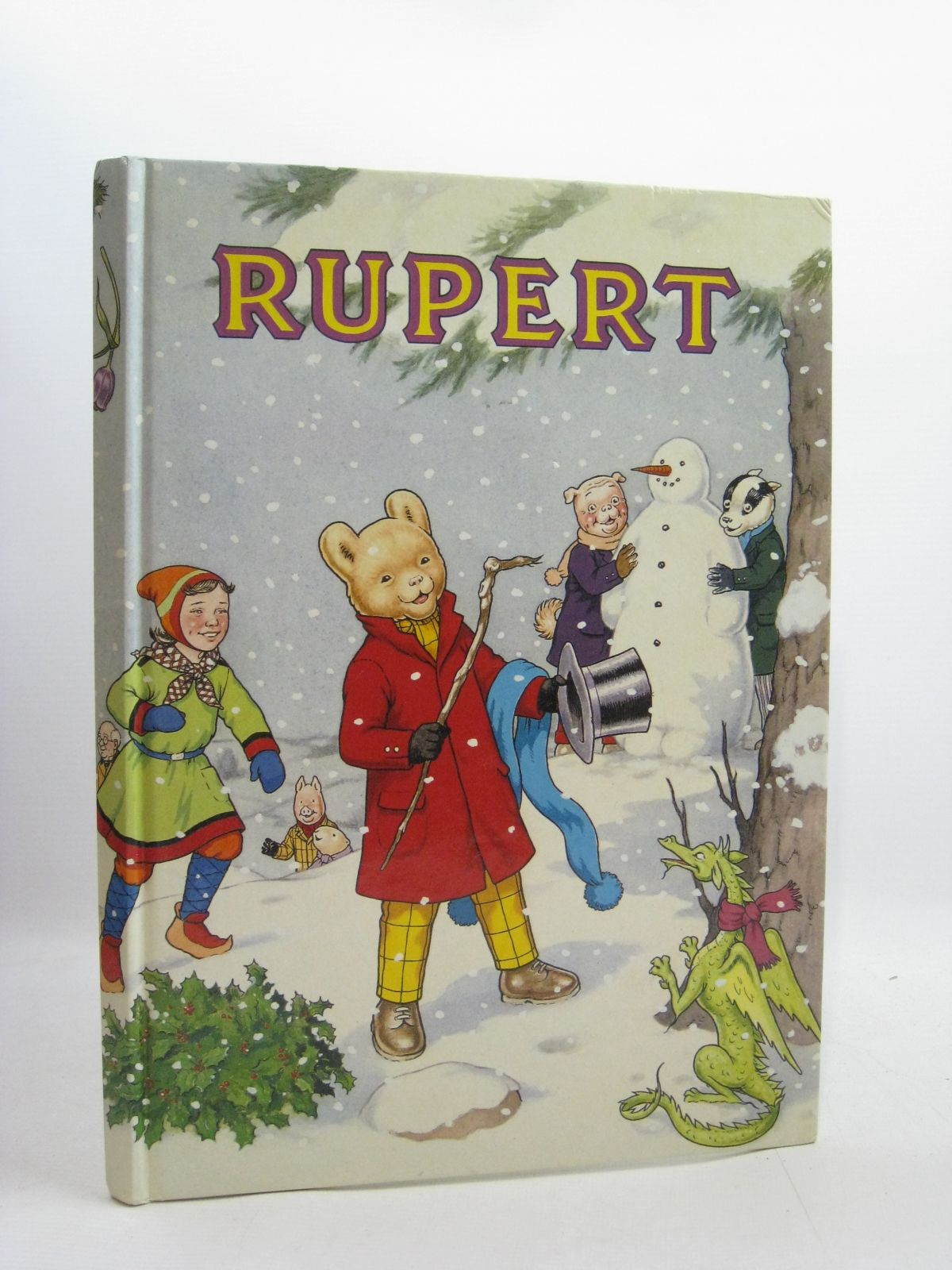 Photo of RUPERT ANNUAL 1989 illustrated by Harrold, John published by Daily Express (STOCK CODE: 1405997)  for sale by Stella & Rose's Books