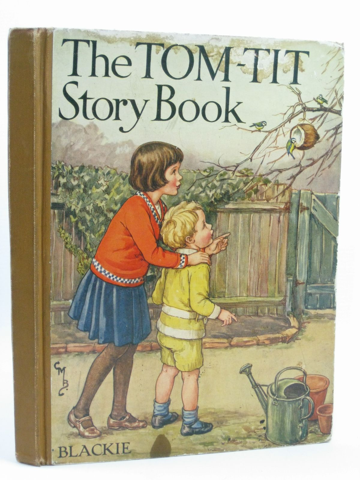 Photo of THE TOM-TIT STORY BOOK- Stock Number: 1406053