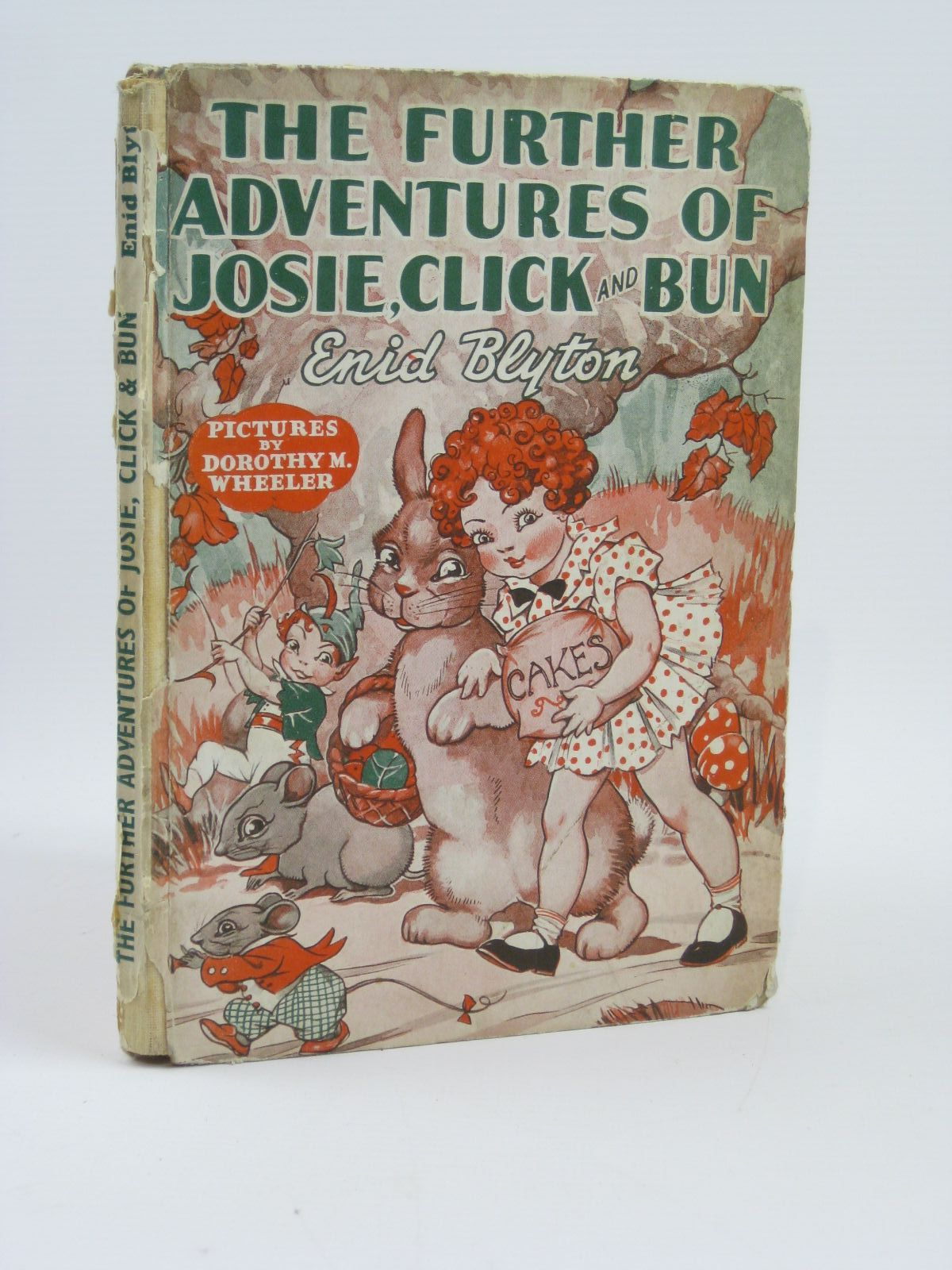 Photo of THE FURTHER ADVENTURES OF JOSIE, CLICK AND BUN- Stock Number: 1406149